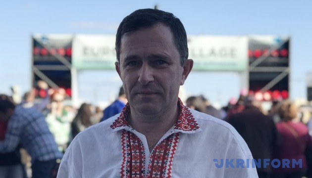 Віцепрезидент СКУ наголосив на важливості протистояння російському впливу в середовищі діаспори