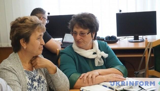 Волинські старости навчалися представляти інтереси своїх територій у громадах