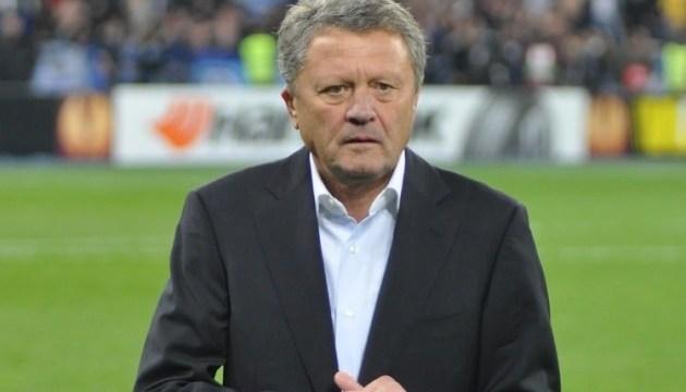 Жереб 3 етапу Кубка України з футболу кинуть Маркевич та Петраков