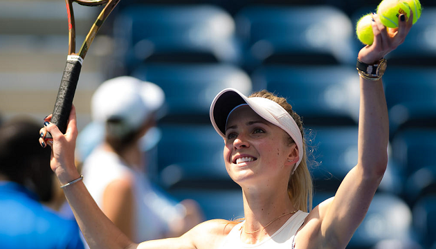 Світоліна зберігає шосте місце у рейтингу WTA