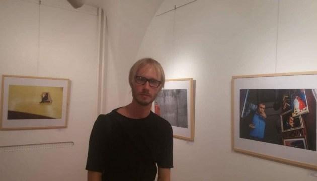 Ukrainian contemporary art presented in Serbia. Photos