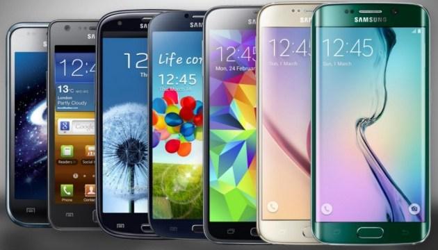 Samsung досі очолює світовий ринок смартфонів
