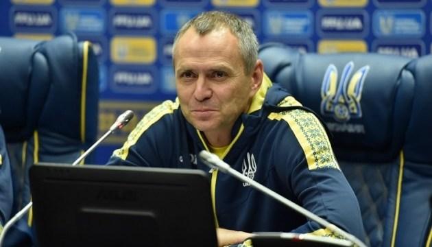 Головко назвав склад української футбольної