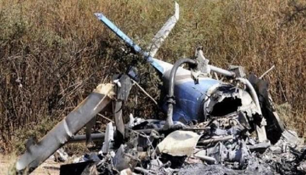 В Ефіопії розбився військовий гелікоптер, 18 загиблих - ЗМІ