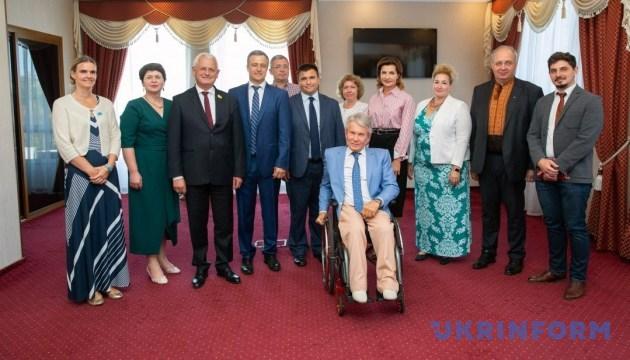 Инклюзивное образование: Порошенко призвал имплементировать Саламанскую декларацию