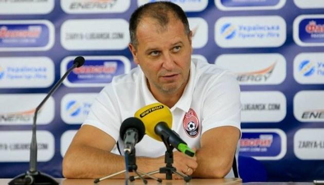 Після поразки від «Лейпцига» Юрій Вернидуб подав у відставку