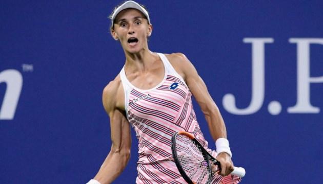 Леся Цуренко розповіла, як обіграла другу ракетку світу на US Open