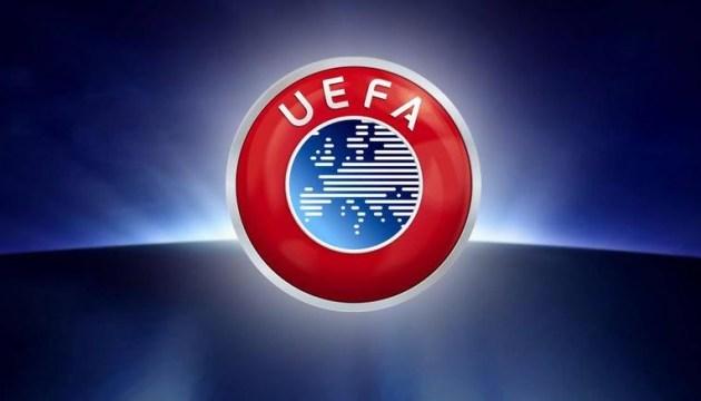 Україна зберігає 8 позицію у таблиці коефіцієнтів УЄФА