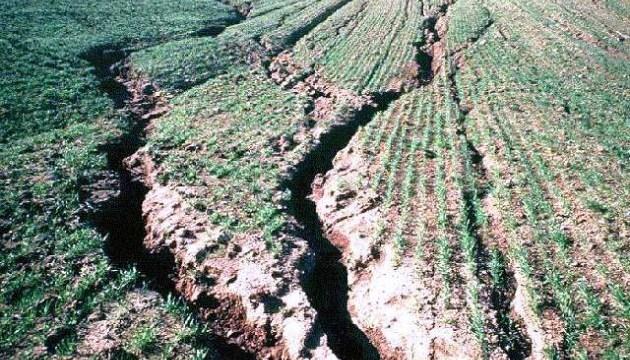 Украинские аграрии теряют треть доходов из-за эрозии почв - ученый