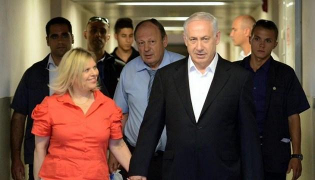 Жену и сына Нетаньягу подозревают во взяточничестве