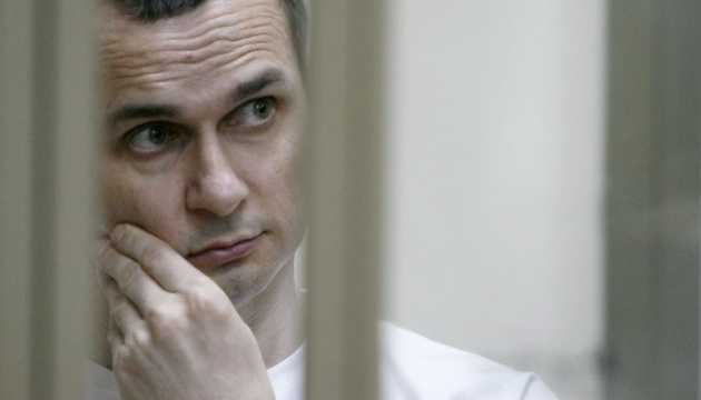 Ukraine parliament nominates Sentsov for Nobel Prize