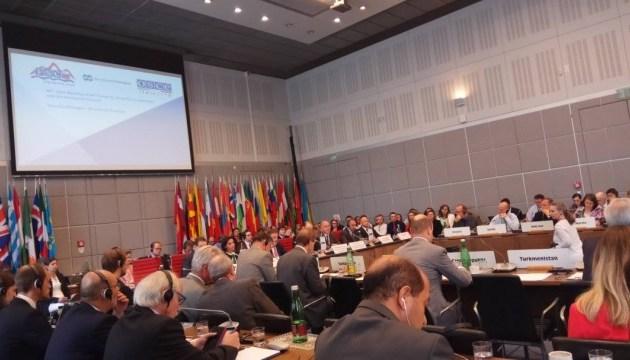 Україна в ОБСЄ закликала Росію забрати війська