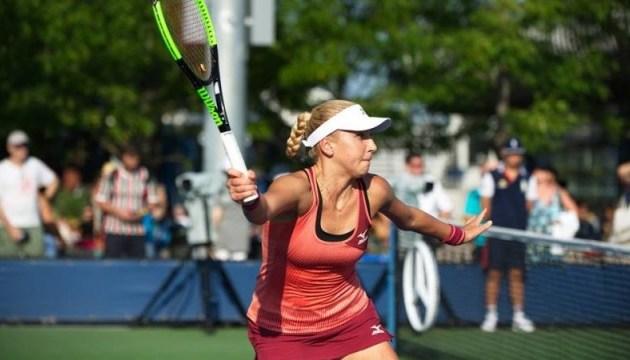 US Open: Надежда Киченок вышла в 1/4 финала соревнований смешанных пар