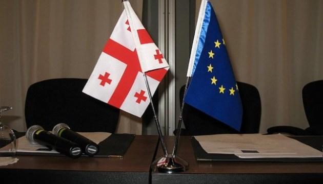 ЄС надасть Грузії €45 мільйонів на економічні реформи