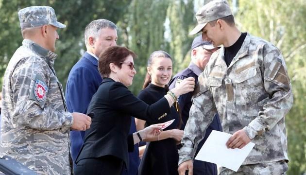 На Київщині відбувся випуск спецпризначенців КОРД