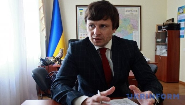 Marchenko appointed as deputy head of Presidential Administration