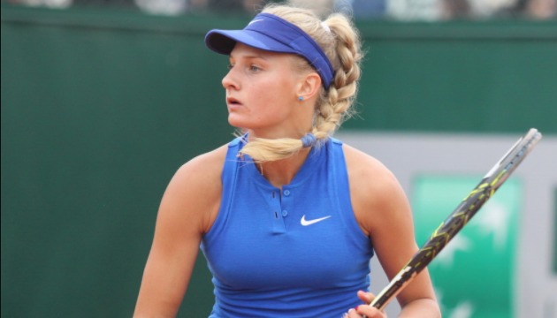 Завацкая после 3-часового матча вышла в финал теннисного турнира в Будапеште