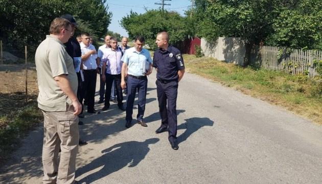 Аброськин взял под контроль розыск пропавшей на Кировоградщине несовершеннолетней