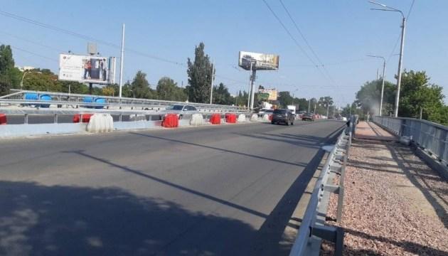 У Києві відкрили рух на перетині вулиць Теліги та Кирилівської