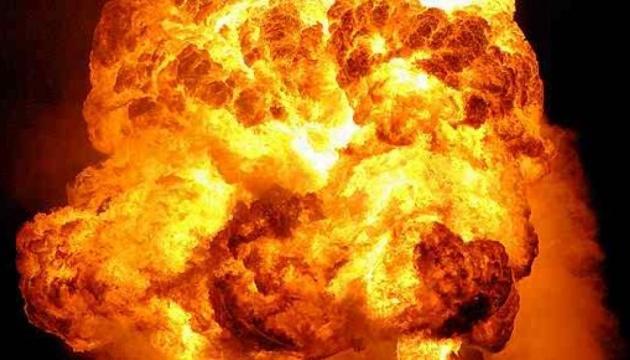 На севере Чехии горят склады со старыми боеприпасами