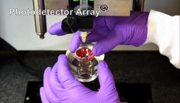 Ученые напечатали бионические глаза на 3D-принтере