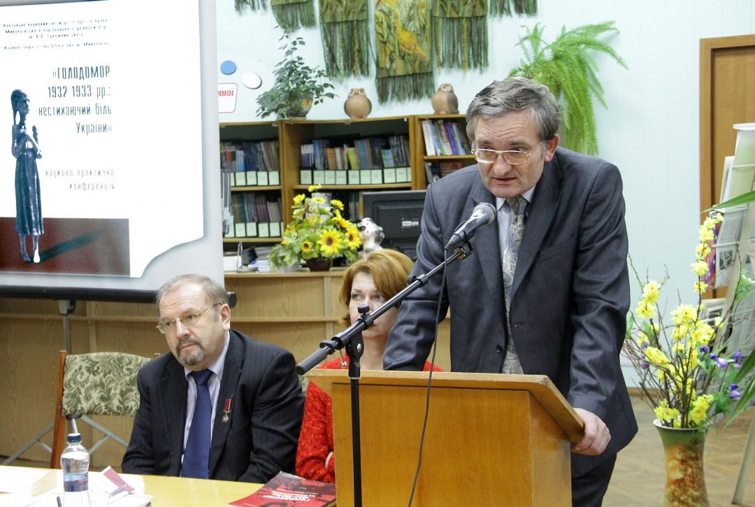 Микола Шитюк. Фото: library.mk.ua