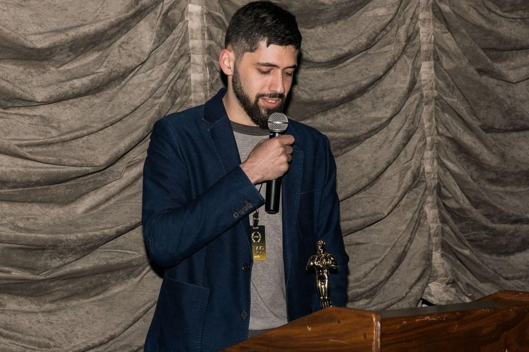 Український режисер Ігор Висневський на міжнародному кінофестивалі в Нью-Йорку