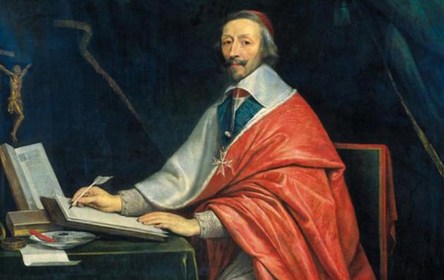 Арман Жан дю Плессі - герцог де Рішельє