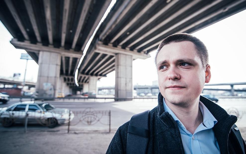 Дмитро Беспалов / Фото: The-Village.com