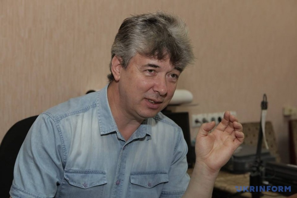 В'ячеслав Захаренко