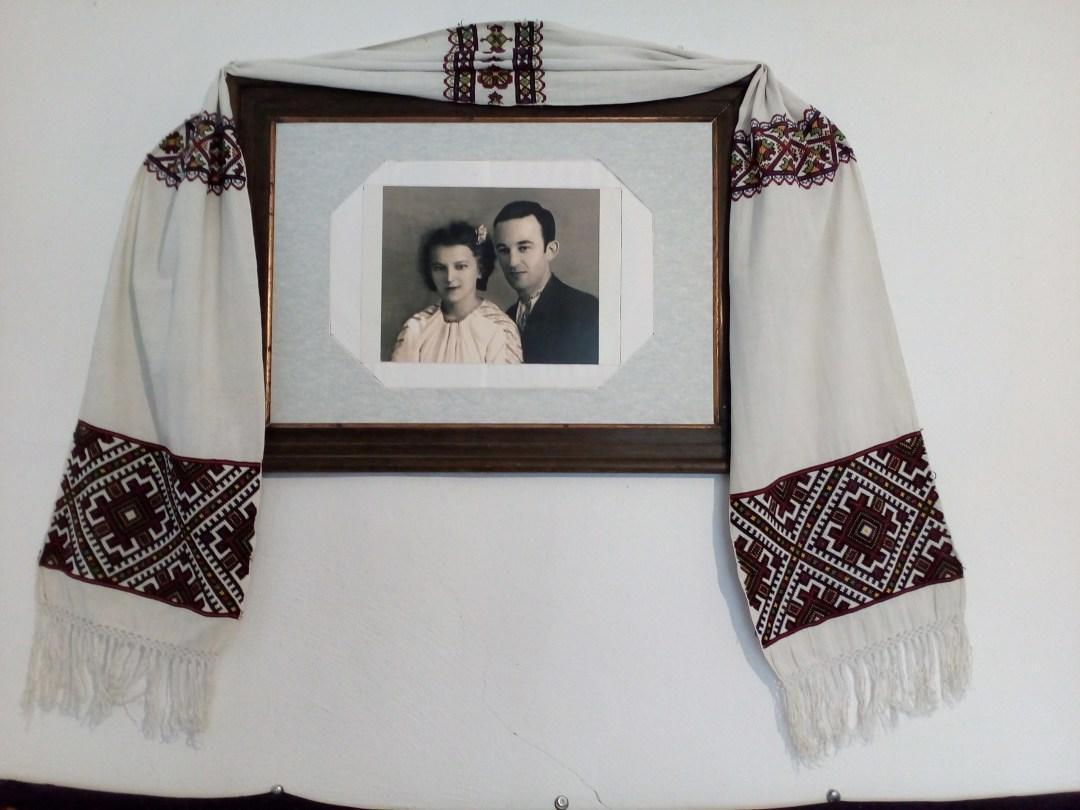 Ольга Ільківа та Любомир Полюга