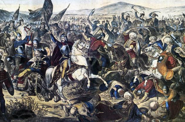 Битва на Косовому полі
