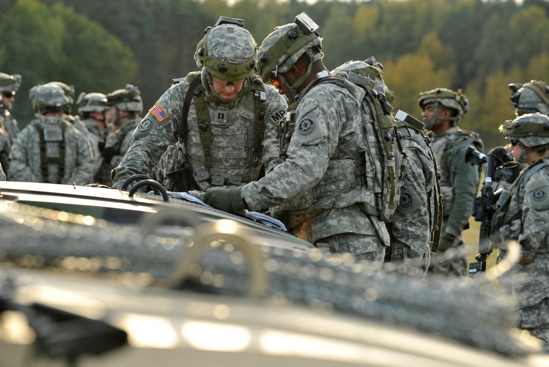 Фото: Markus Rauchenberger, U.S. Army/Released