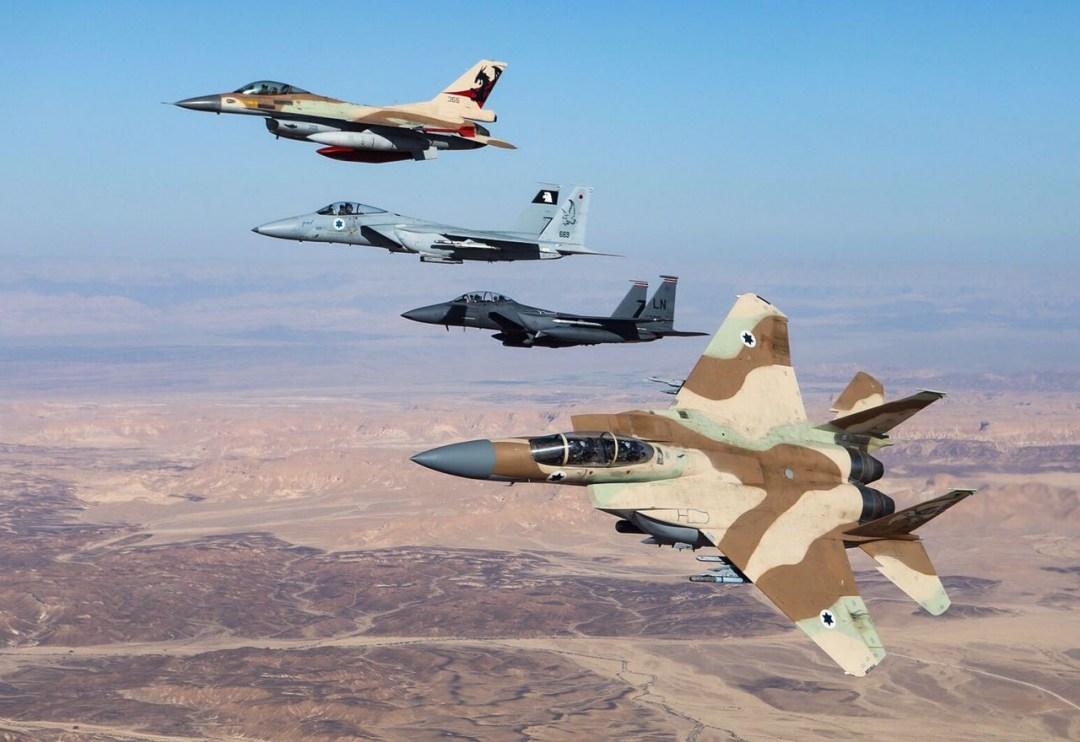ВПС Ізраїлю