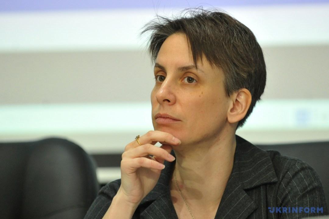 Ребекка Лохна. Фото: Олена Худякова