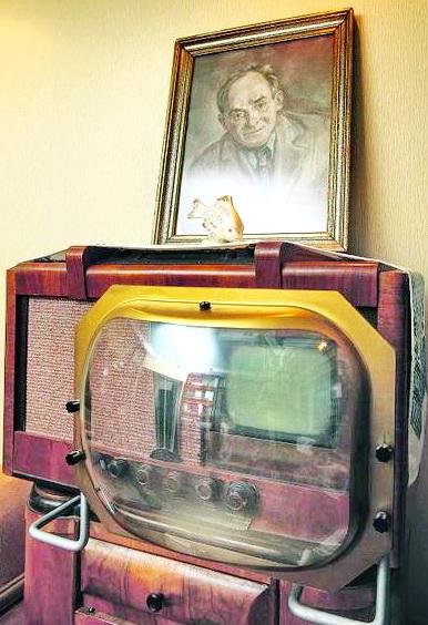 Телевізор, за переглядом якого від нас пішов улюбленець українців