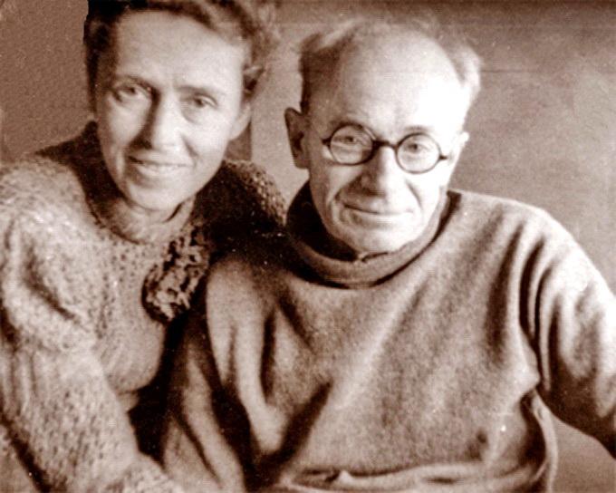 Вірна подружня пара – Павло Михайлович Губенко і дружина Варвара Олексіївна