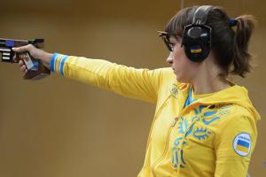 Олімпіада-2020: Костевич стала четвертою у стрільбі з пневматичного пістолета