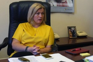 Gerashchenko gets letters from political prisoners Sushchenko and Abseitov