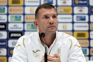Шевченко обіцяє зміни у складі і гру на перемогу