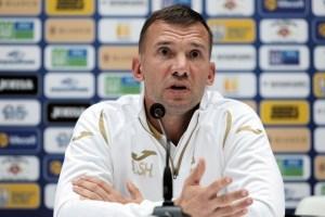 Команда не зупинялась після пропущених м'ячів – Шевченко