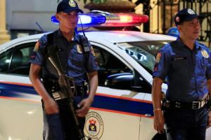 На Филиппинах полиция застрелила нарушителя карантина