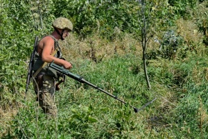 Ukraine completes mine clearance near Stanytsia Luhanska bridge – Sajdik