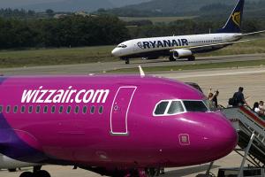 Италия оштрафовала Ryanair и Wizzair из-за правил для багажа
