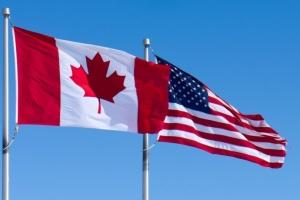 Граница между Канадой и США будет закрыта еще месяц