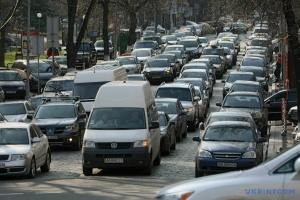 Київ потрапив у ТОП-20 міст світу з найвищим у світі рівнем заторів