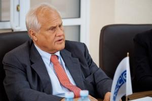Rosja jest stroną konfliktu w Donbasie – Sajdik