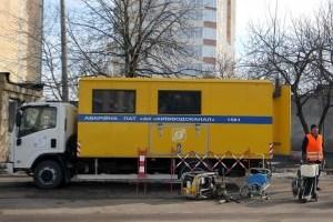 У Києві через аварію перекрили воду на шести вулицях
