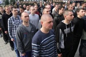 До Збройних сил у травні-липні призовуть 9 000 осіб