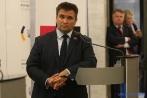 Климкин: Договариваться с Россией невозможно по определению